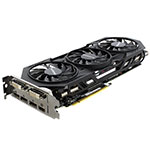 Видеокарта Gigabyte, GeForce GTX 970 (GV-N970WF3OC-4GD), 4 GB