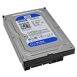 Жесткий диск Western Digital Caviar Blue, 500 GB