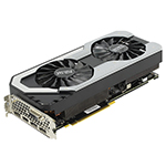 Видеокарта Palit, GeForce GTX 1070 Super JetStream, 8 GB