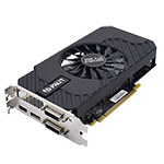 Видеокарта Palit, GeForce GTX 950 StormX, 2 GB