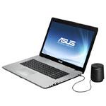 Ноутбук ASUS N56D, Черный